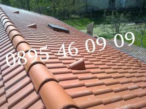 Ремонт на покриви Владая