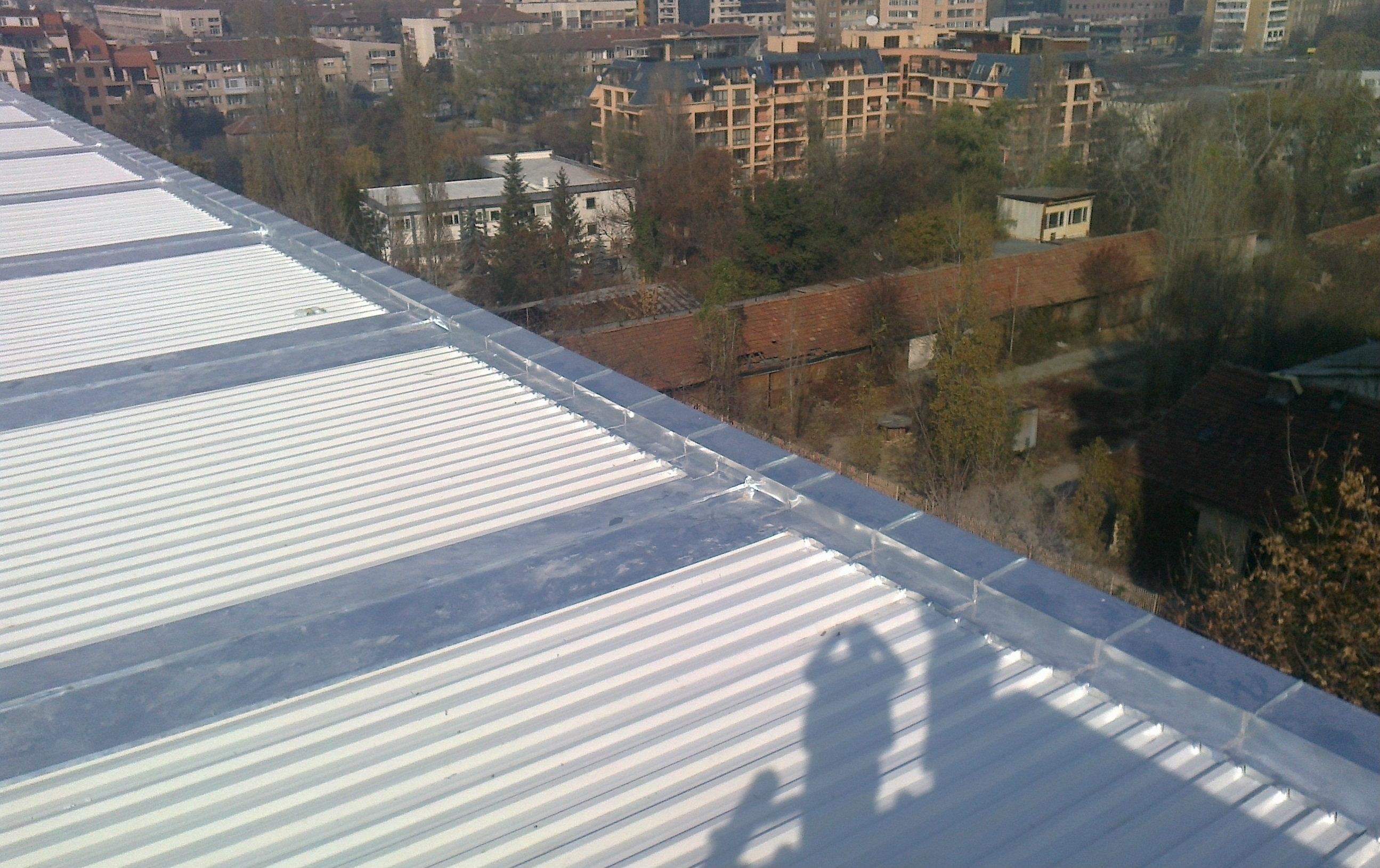 Ремонт на покриви Айтос