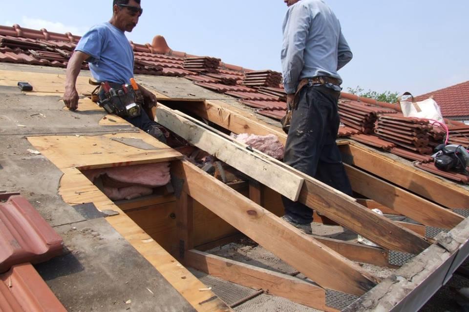 Ремонт на покриви Свищов