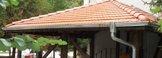 Ремонт на покриви Камено