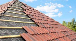 Единична скара покрив